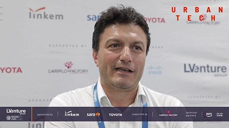 Davide Rota, CEO Linkem
