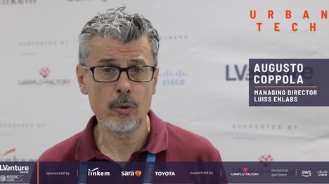 Augusto Coppola, Managing Director LUISS EnLabs