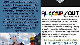 Prejudice & Discrimination Panel Clips