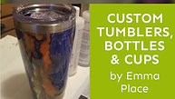 Emma Place - Custom Tumblers, Bottles & Cups