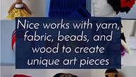 "Yvonne ""Nice"" Mutshipayi - Fiber Artist"