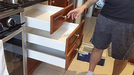 Broken Drawers Replaced With Soft-Close