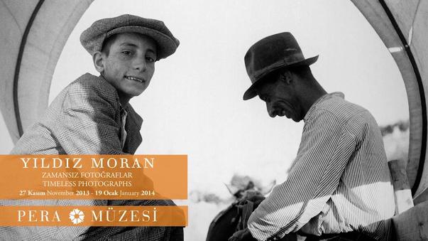Pera Müzesi | Yıldız Moran: Zamansız Fotoğraflar | Timeless Photographs