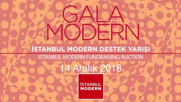 Istanbul Modern | Gala Modern 2018