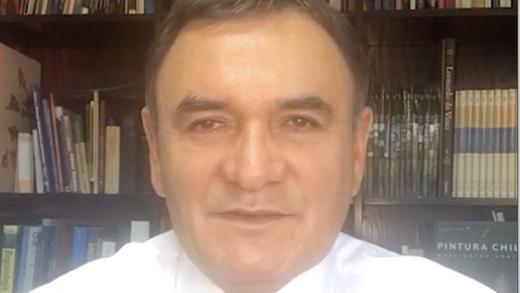 Dr. Jorge Gallardo E., Oncólogo.