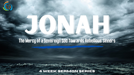 """""""The Mercy of God"""" from Jonah 3"""