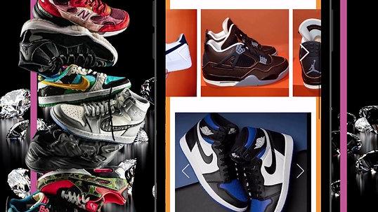 Kick'n Kay Sneakers