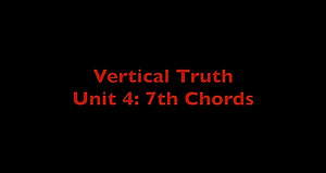7th Chords (promo 1)