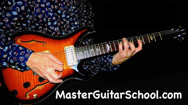 Master Guitar School