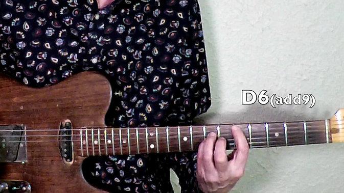 Unique Chord Voicings (1)