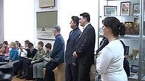 Персональная выставка Михаила Кабан-Петрова