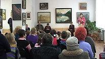 Выставка, посвященная памяти Н.И. Корнилова