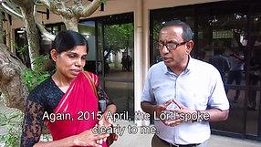 Testimony From Sajeema