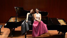 W.A.Mozart Sonata for Two Pianos
