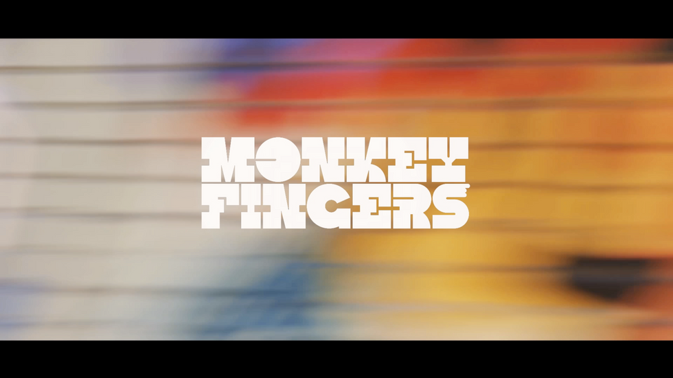 Monkey Fingers Wall