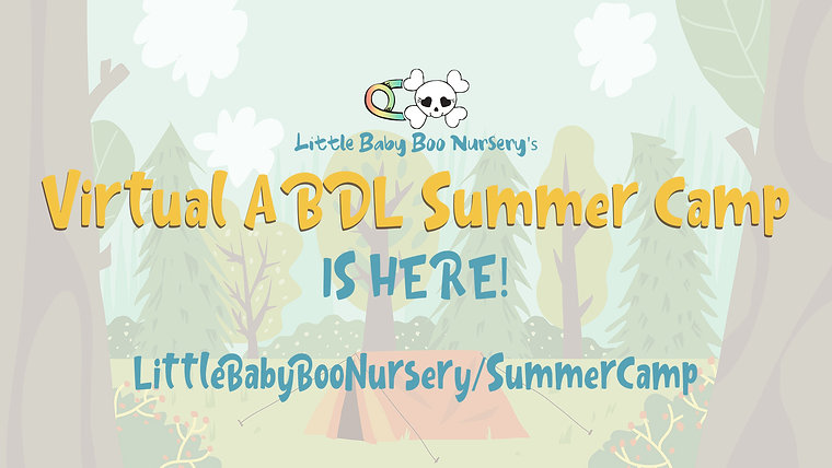 Virtual ABDL Summer Camp 2020