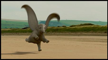 Flying Elephant test - Running Launch