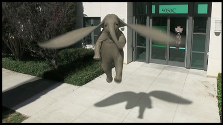 Flying Elephant test - Vertical Launch