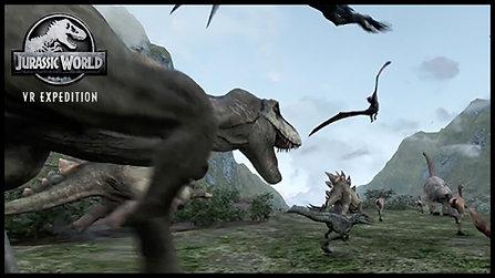 Jurassic World VR Expedition™