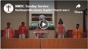 NMBC Sunday Service