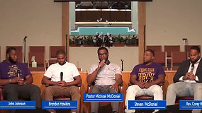 NMBC Father's Day Service