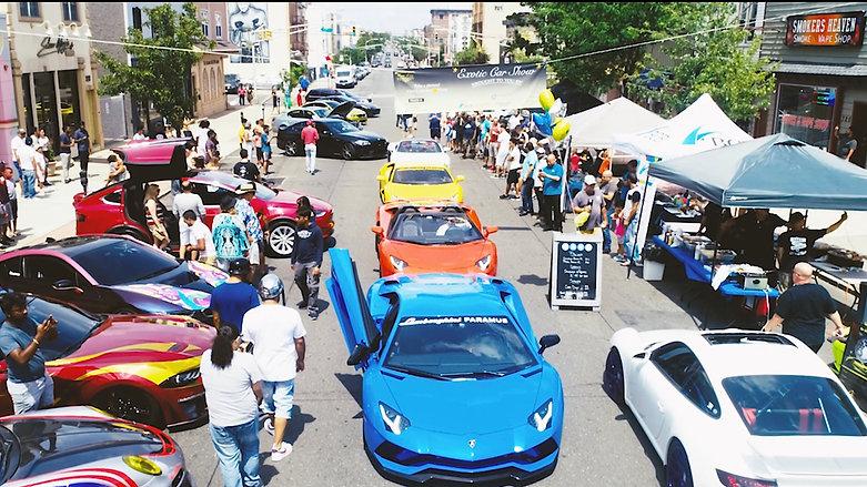 Luxe Autos Exotic Car Show
