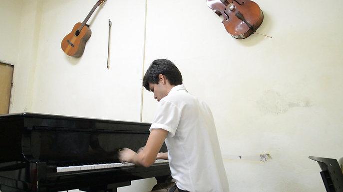 Cuban virtuoso