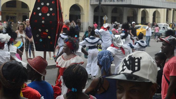 Havana street festival 2016