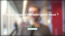 EXPO YOGA 2020 VoxPop NAMASTE