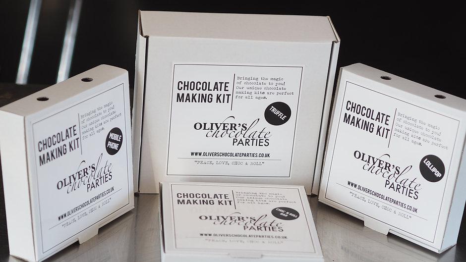 Chocolate Making Kit Tutorials
