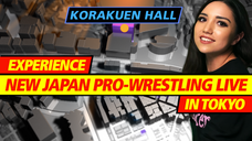 NJPW: LIVE IN TOKYO!