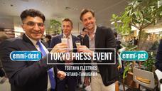 emmi-dent - Press Event