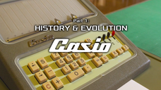 CASIO CALCULATORS PART 1