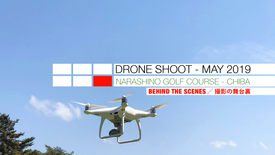 BEHIND THE SCENES: DRONE SHOOT