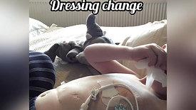 CVL Dressing Change