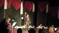 Circus Center Cabaret (October 2015) - Come Hither Zombie