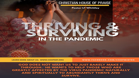Thriving & Surviving the Pandemic