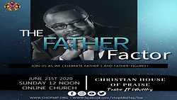 """The Father Factor"""