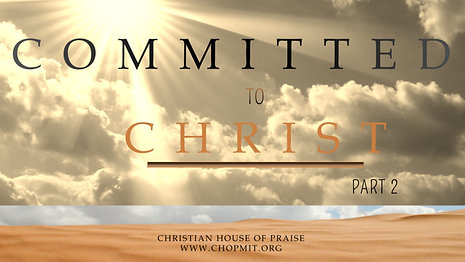 Your Destiny in Christ (Part 2)