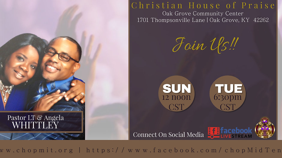 Sunday and Bible Study Teachings