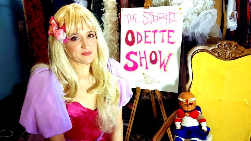 The Stupid Odette Show