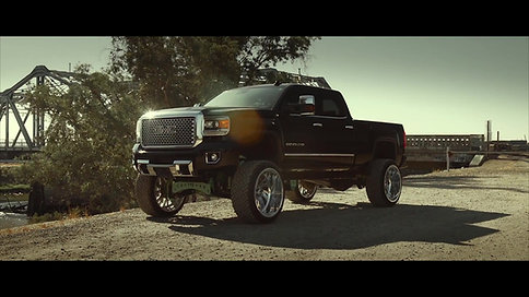 Fuel Off-Road FF32 26x14 - GMC Denali