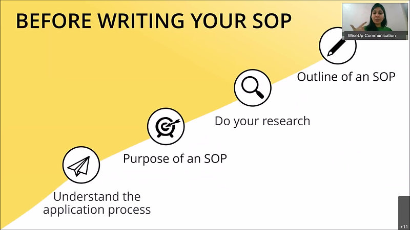 SOP Workshop - Session 1
