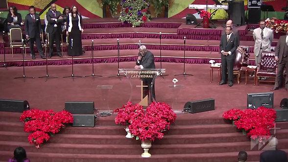Bishop Charles E. Blake Tribute