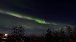 Timelapse Auroras Islandia