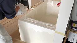 Paint Application - Large Bath