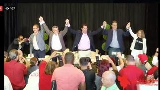 Un PPD de Futuro para el Puerto Rico de Hoy, con los precandidatos a la gobernación por el PPD.