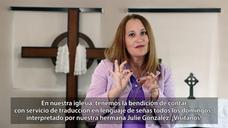 Servicio de Traducción de Lenguaje de Señas - IPR