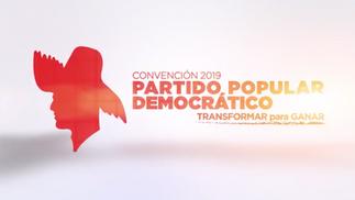 Primer día de la #ConvenciónPPD