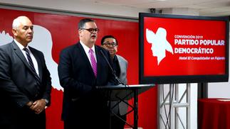 EN VIVO: Conferencia de Prensa del presidente del PPD Aníbal José Torres con detalles de la Convención PPD 2019.